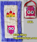 Sajadah anak the owl