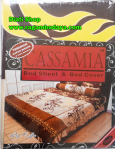 Sprei Cassamia Pop Coffee