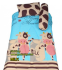 Sprei Anak my love milk single 4