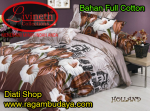 Sprei Full katun holland