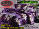 Sprei full cotton Laviolet