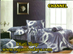 Sprei Full Katun Murah Channel