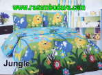 Sprei Murah Kartun Jungle