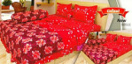 Sprei Lady Rose Gelael
