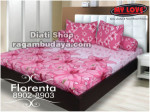 Sprei My Love Florenta