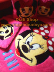 Karpet Karakter Minnie Mouse