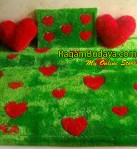 Karpet bulu love