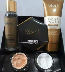 Cream Pemutih Wajah B Erl Lightening Series